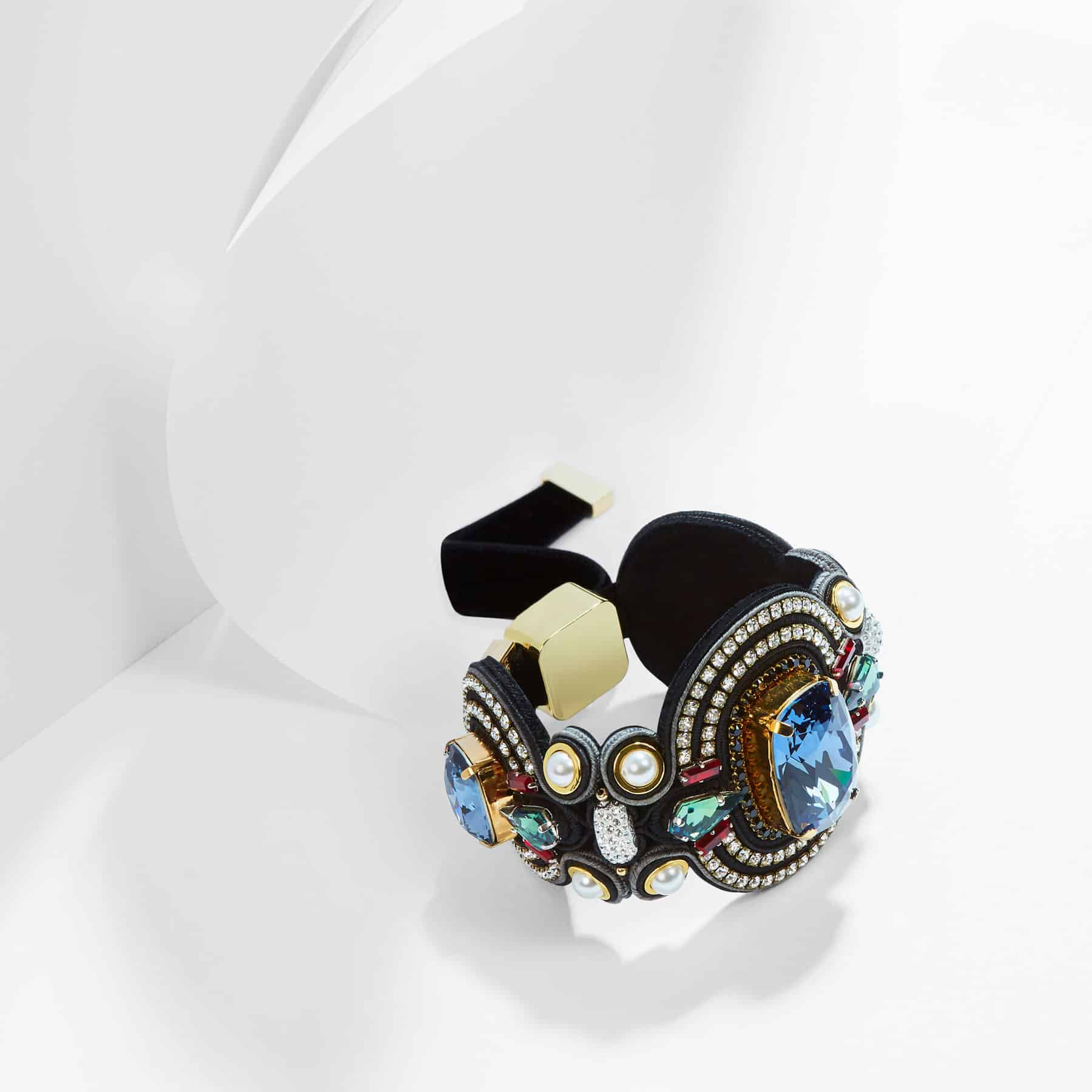 Blue Noire Bracelet