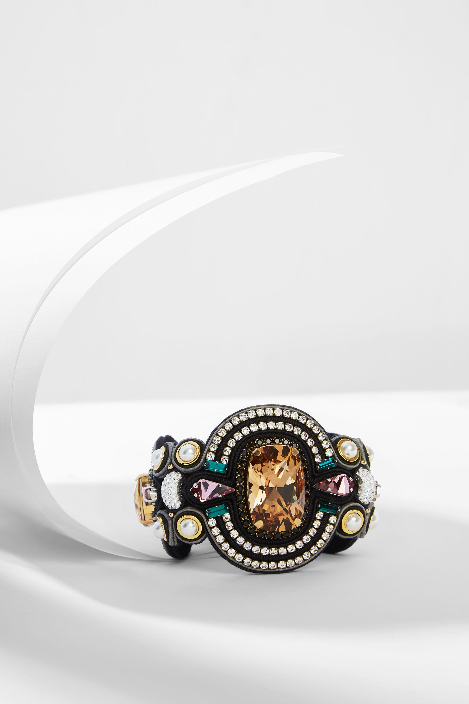 Golden Ochre Bracelet